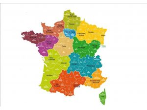 France slims down from 22 to 13 regions