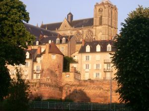 Le Mans, the great city of the Sarthe