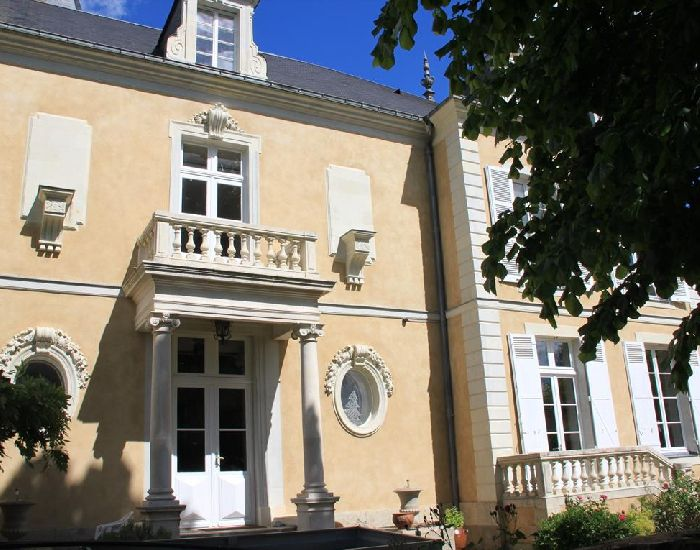 Character property  in Anjou Area - Mansion in a village-