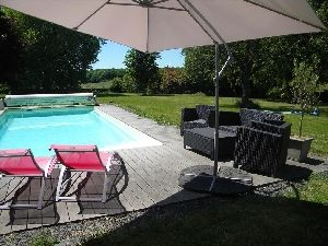 village house with swimming-pool in the west of France - Pays de la Loire Area for sale