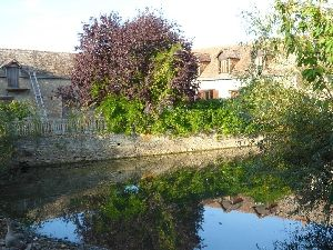 country property with a main house and outbuildings in the west of France for sale