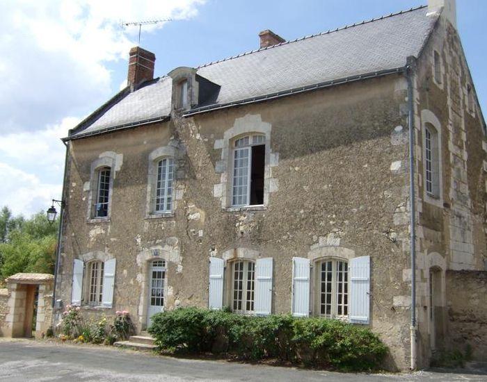 Village property - Pays de Loire - Anjou Area