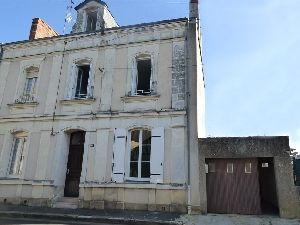Anlou Area character house in the center of a pretty town withe TGV station. for sale