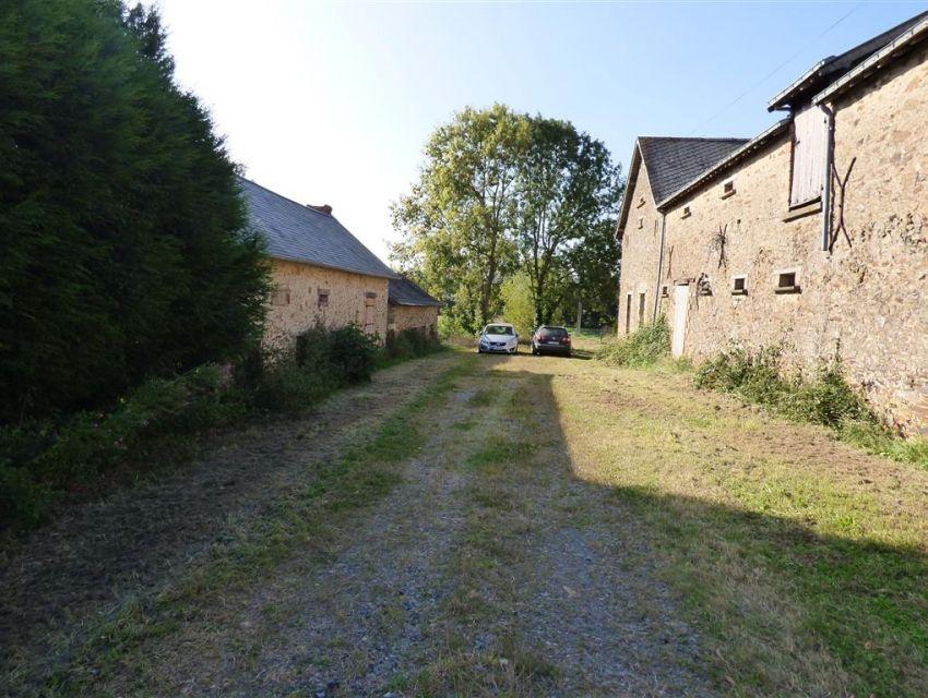 Property in the  Anjou Area  - Saint Denis d'Anjou - (historical village)