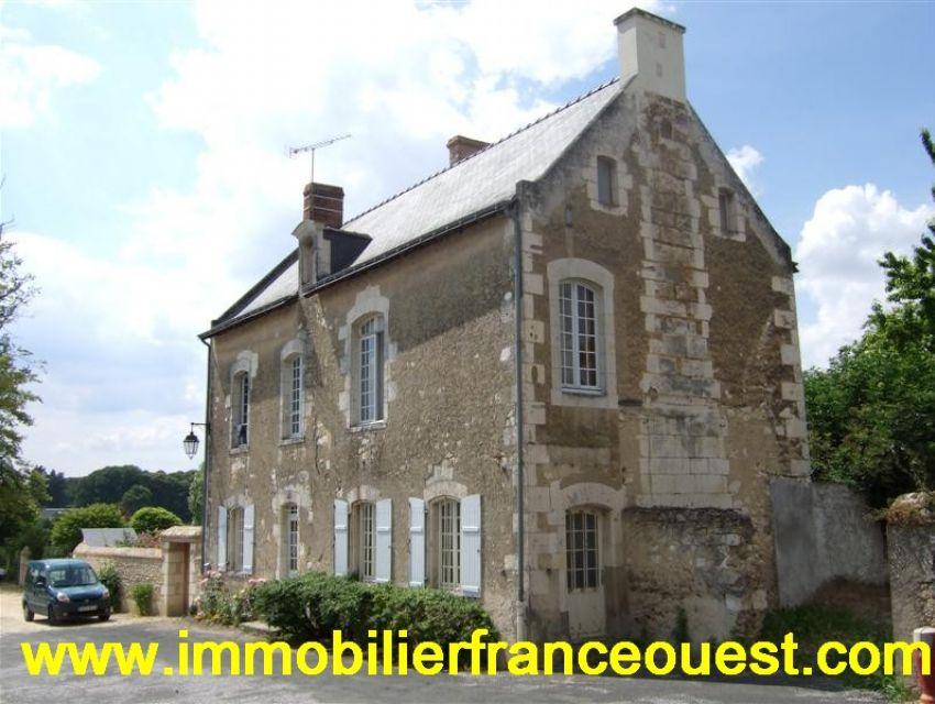 Charming village house -Near the town Baugé (Maine et Loire)