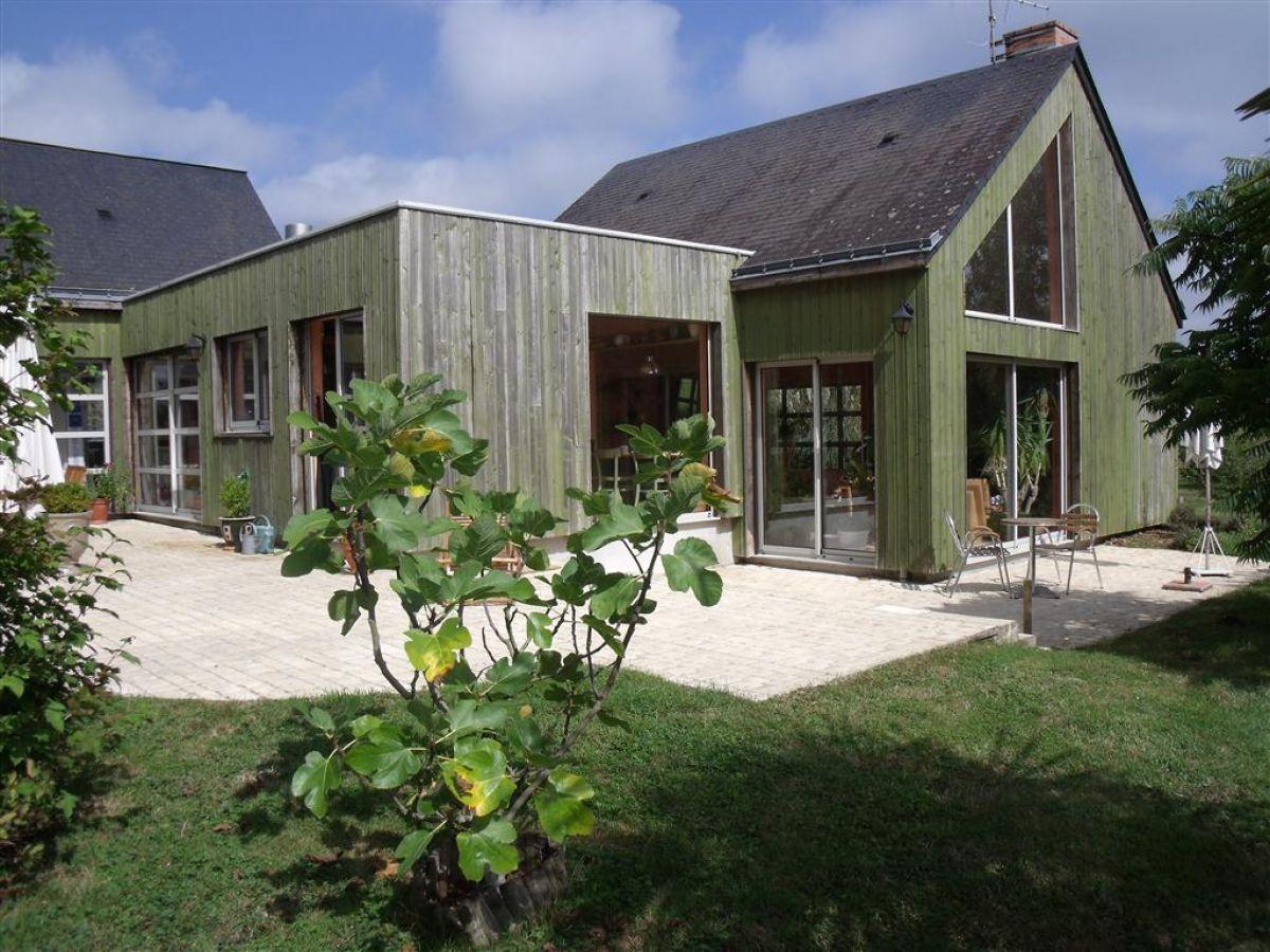 Architecte Le Mans architect house 2o min. sablé sur sarthe - 25 min. le mans