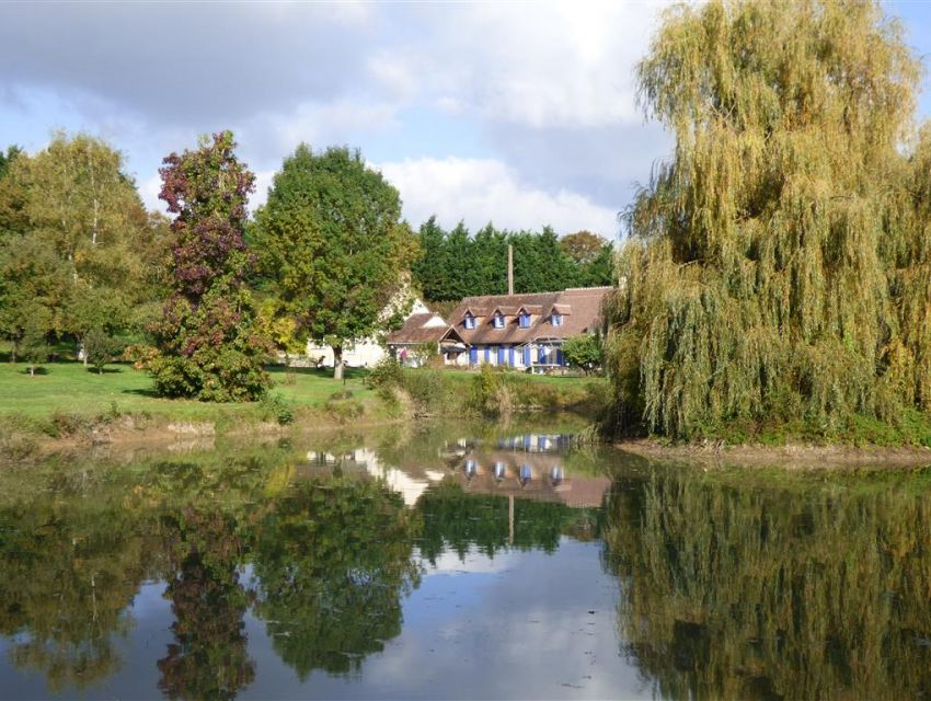 Country property for sale in the west of France south Normandy.